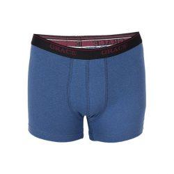 Blue Cotton Summer Underwear For Men