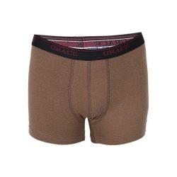 Brown Cotton Summer Underwear For Men