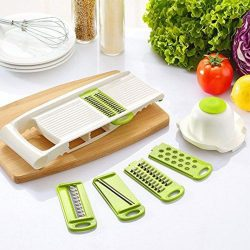 Multi functional Vegetable Fruit Food Slicer Dicer Chopper