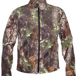 Mega Brand Mens Hunting Waterfowl Soft shell Camo Jacket