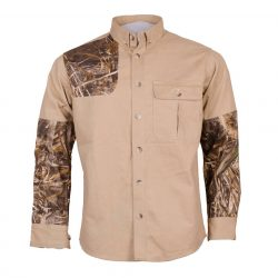 Mega Brand Mens Long Sleeve Hunting Shirt
