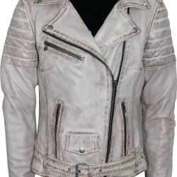 Mega Brands Ladies Leather Jacket 77