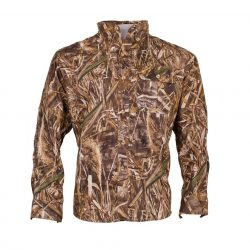 Mega Brands Mens Long Sleeve Hunting Shirt multi