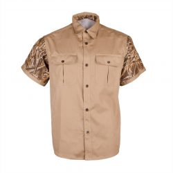 Mega Brands Mens Short Sleeve Hunting Shirt B