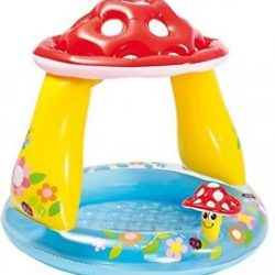 Intex 57114NP Mushroom Baby Pool
