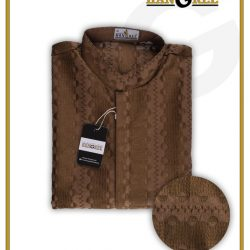 Hangree Eid Kurta Brown