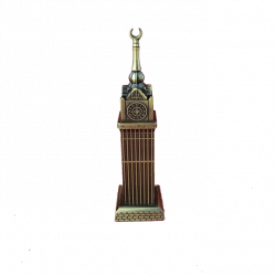 Mecca Tower Gift Decoration Piece