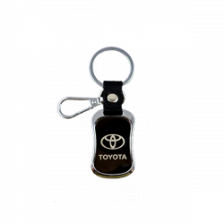 Metal Keychain Toyota