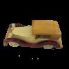 Wood Car Decor Piece
