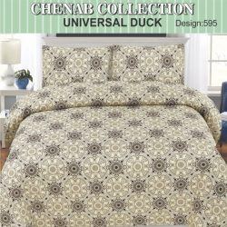 Chenab Bed Sheet 595