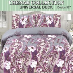 Chenab Bed Sheet 597
