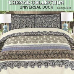 Chenab Bed Sheet 598