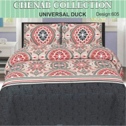 Chenab Bed Sheet 605