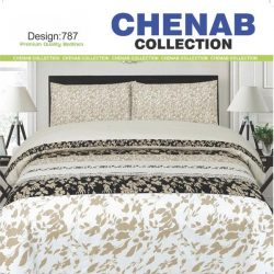Chenab Bed Sheet 787