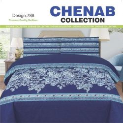 Chenab Bed Sheet 788