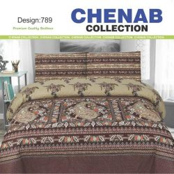 Chenab Bed Sheet 789