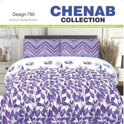Chenab Bed Sheet 790