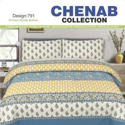 Chenab Bed Sheet 791