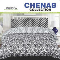 Chenab Bed Sheet 792