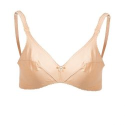 Skin Espico Cotton Fancy Bra