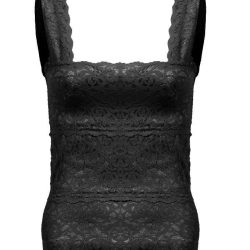 Black Fashion Camisoles