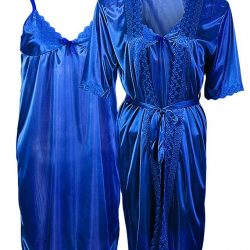 Seasons Nightwear for Women - Royal Blue
