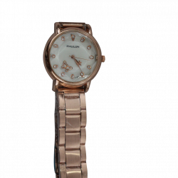 Fhulun Ladies Watch Golden 03