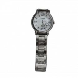 Fhulun Ladies Watch Silver 03