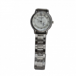Fhulun Ladies Watch Silver 04
