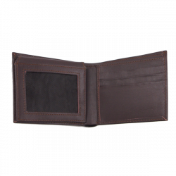 Men Pure Leather Wallet W2 1