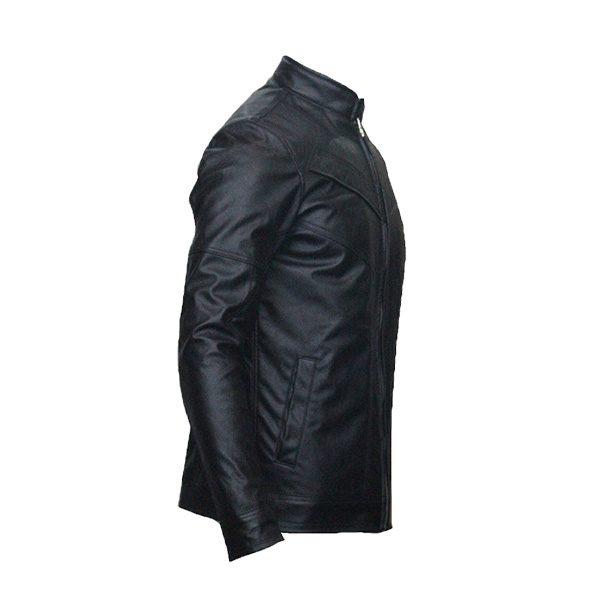 Men Slim Fit PU Leather Art 2 B
