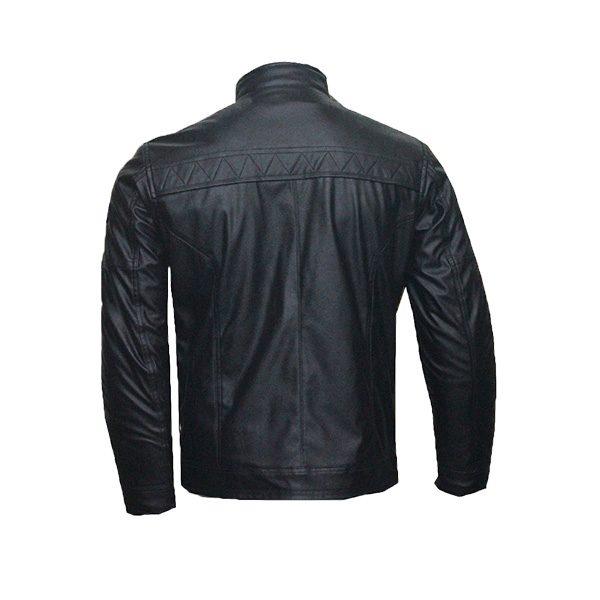 Men Slim Fit PU Leather Art 2 C