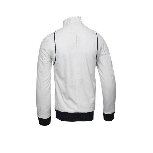 Men Slim Fit PU Leather RS3w2