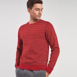 Men Sweat Shirt Red A