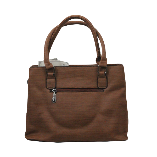 New Fashion Ladies Bag Reddish Brown