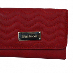 New Fashion Ladies Purse Red A