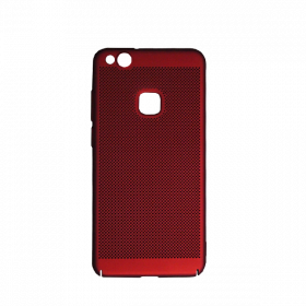P10 Lite Protection Case Red