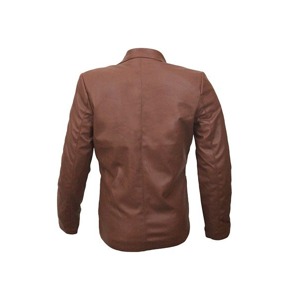 PU Leather Coats For Women HB004 B