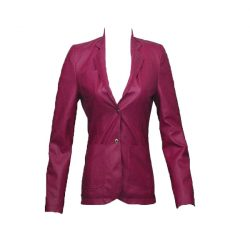 PU Leather Coats For Women LCM1
