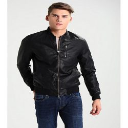 PU Leather Jacket For Men M4 1