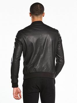 PU Leather Jacket For Men M51 1