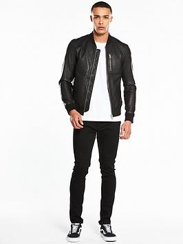 PU Leather Jacket For Men M51 2