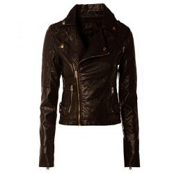 PU Leather Jacket For Women LMB 1