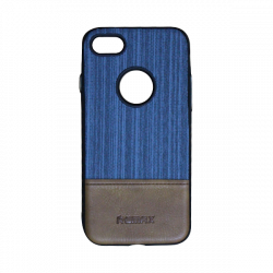 Self Lining Remax Cover iPhone 6 Blue