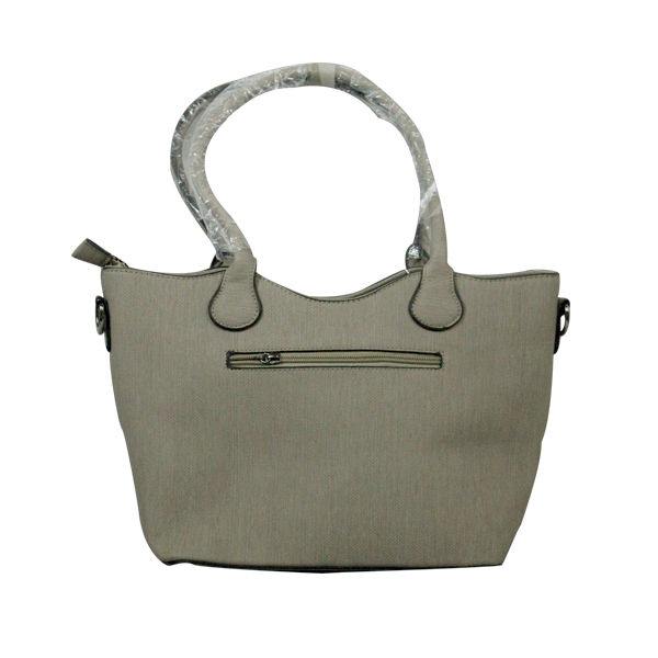 Smile Ladies Bag Silver Gray