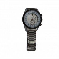 Tag Heuer Men Watch Silver