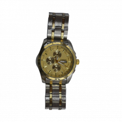 Tissot Men Watch Golden Dial
