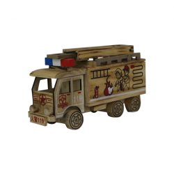 Wod Craft Fire Brigade A