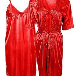 Seasons Nightwear for Women - Red