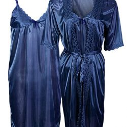 Seasons Nightwear for Women - Navy Blue